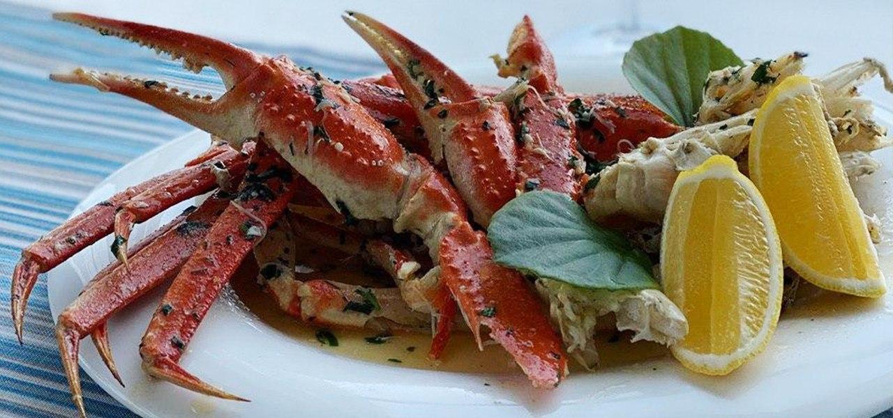 Crab Days по будням